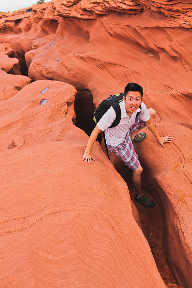 Page Arizona Antelope Canyon // Local Adventurer