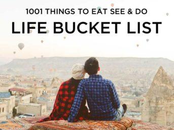 1001 Amazing Things to Do - Ultimate Life Bucket List // localadventurer.com