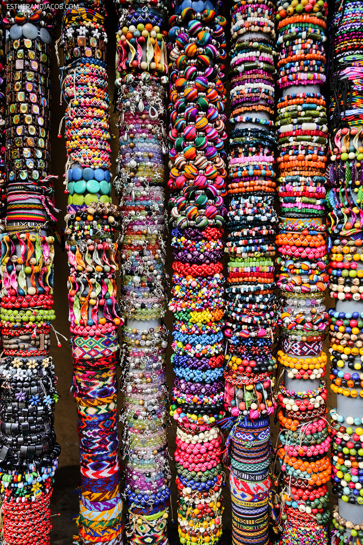 Marketplace Cusco Peru.