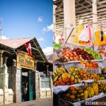 Local Marketplace Mercado Central de San Pedro   Travel Cusco Peru