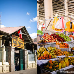 Local Marketplace Mercado Central de San Pedro | Travel Cusco Peru