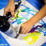 Melted Crayon Art Painting | A Pinterest Project