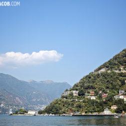 Serene Views of Lake Como Italy