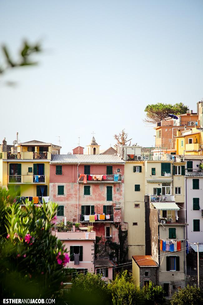 Corniglia Cinque Terre Travelogue