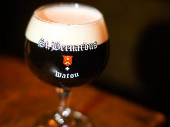 st. bernardus abt. 12 at brickstore pub downtown decatur | tourists at home atlanta edition