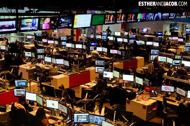 CNN Studio Tour Atlanta – What You Need to Know