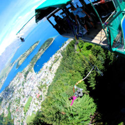 Day 4 Queenstown and The Ledge Bungy | A Guide to South Island New Zealand