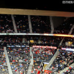Hawks Game at Philips Arena | Tourists at Home Atlanta Edition
