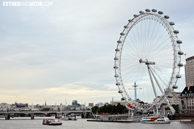 the london eye | London Attraction | Photography in London | What to Do in London England