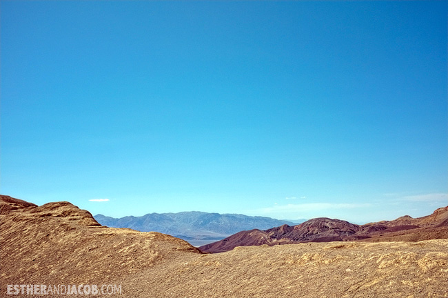 Photos of Death Valley National Park.