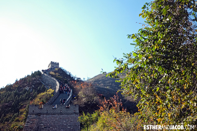 the greatwall: how long is the great wall of china