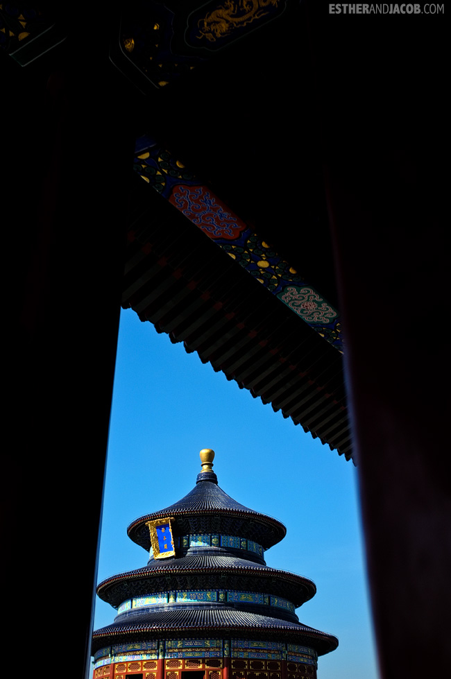 what to see in beijing and what to do in beijing: temple of heaven beijing built in the chinese ming dynasty