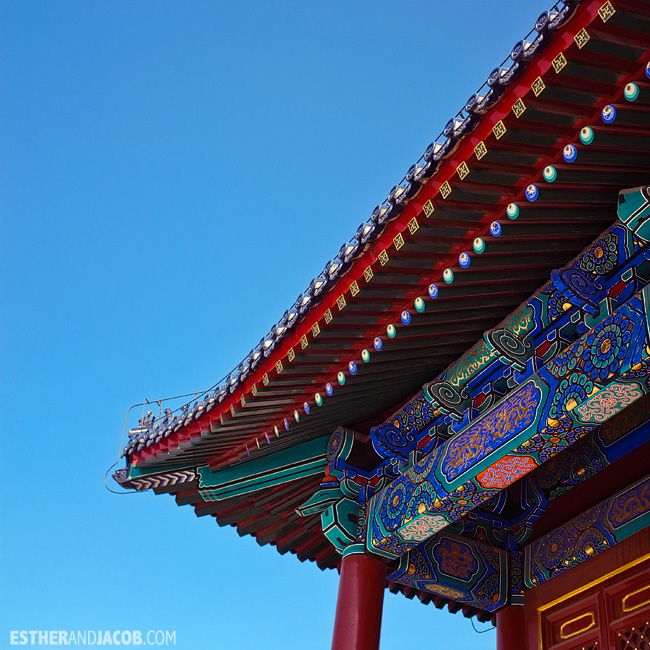 temple of heaven beijing was built in the chinese ming dynasty