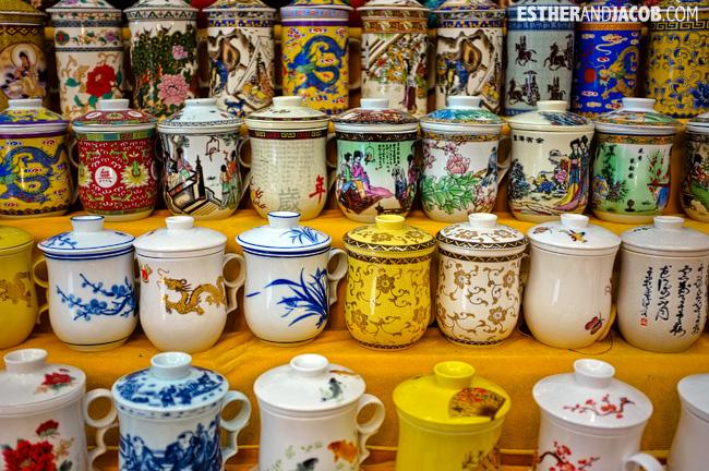 what to do in beijing: tea tasting.
