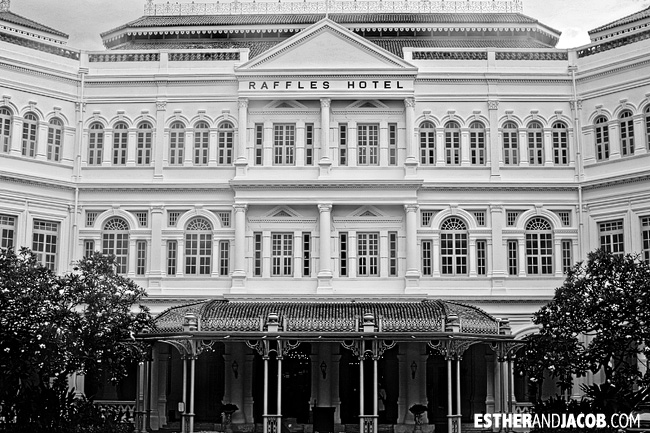 Raffles Singapore Hotel | What to Do in Singapore