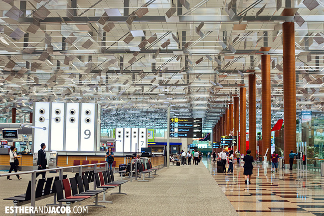 Singapore Changi International Airport | What to do in Singapore