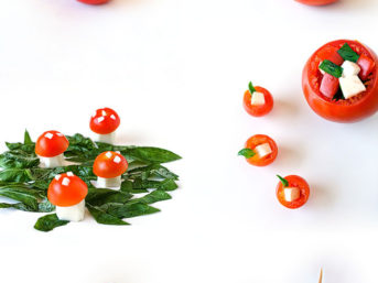 Caprese Salad | 6 unique twists on caprese salad