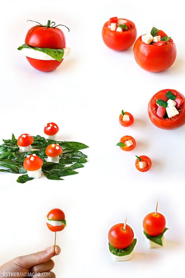 Caprese Salad: 6 Unique Twists