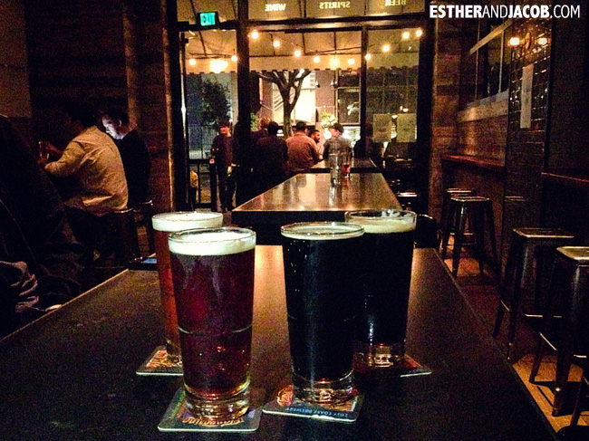Where to Eat in LA, Where to Drink in LA, A weekend of Binge Eating: Spring St Bar