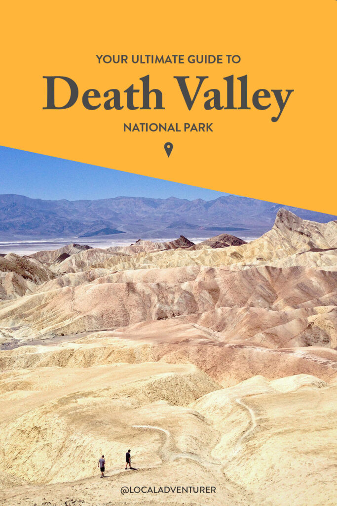 Your Ultimate Guide to Death Valley USA