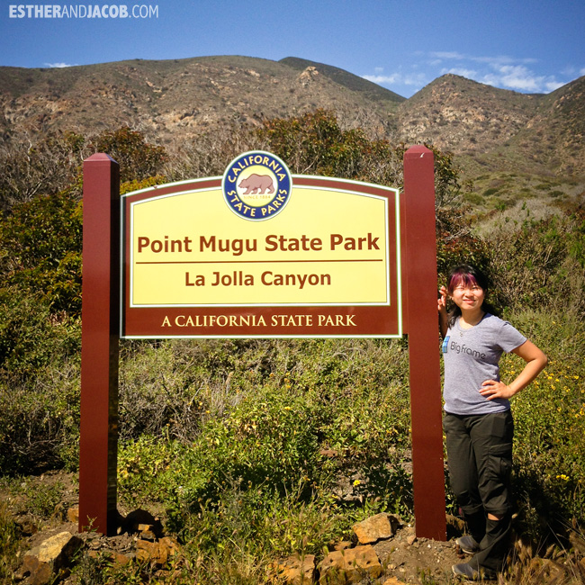 Hiking California: Point Mugu State Park Trail Hikes