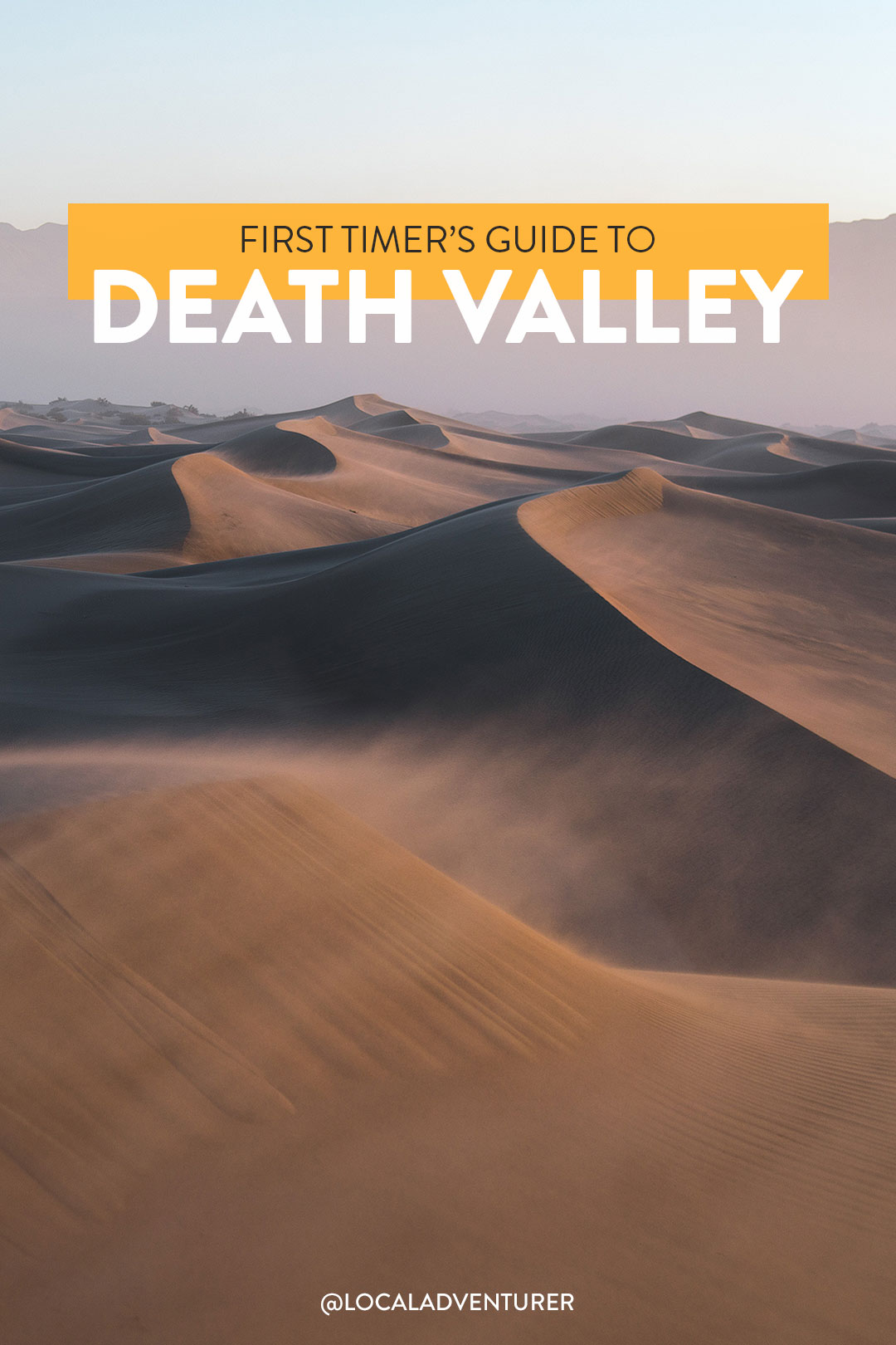 15 Incredible Things to Do in Death Valley