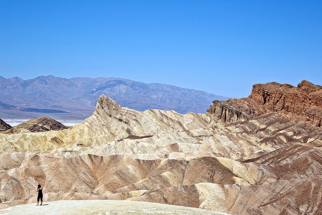 What to See in Death Valley