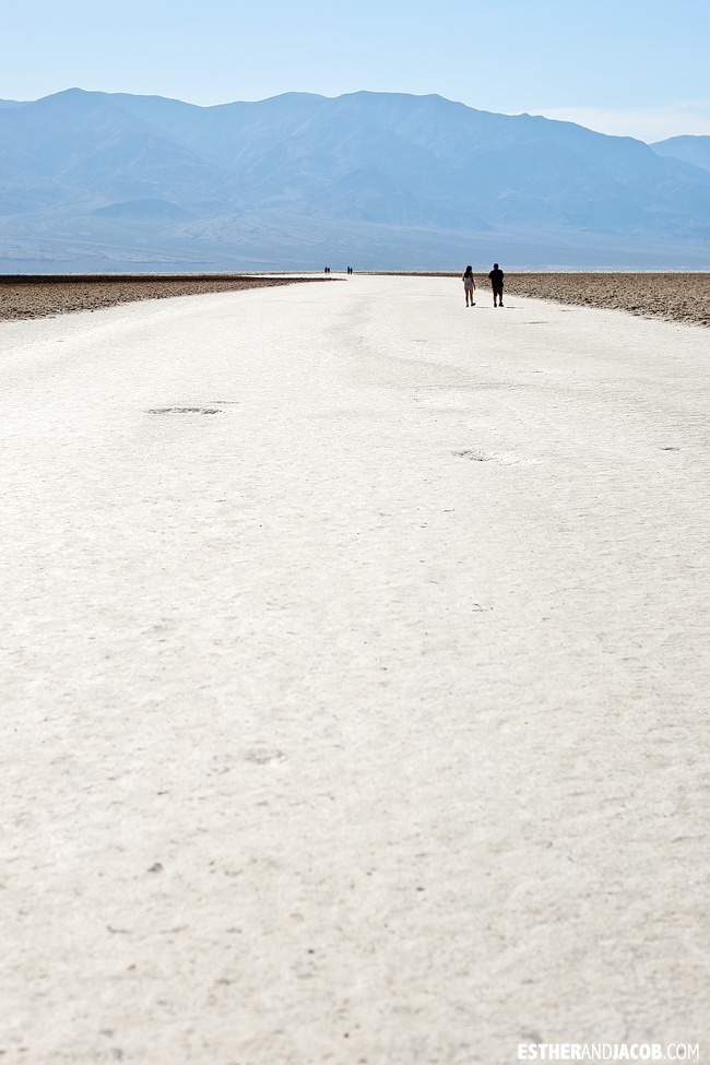 Photos of Badwater Basin. death valley park,