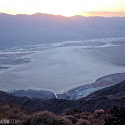 Death Valley CA: Dante's View