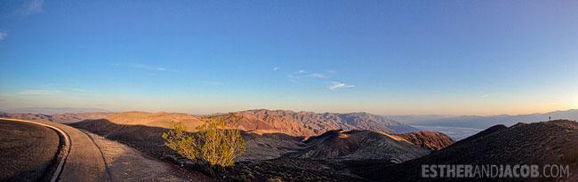 photos of dantes view death valley death valley ca.