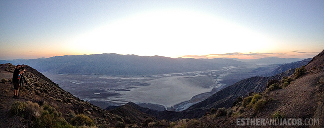 photos from dantes view death valley death valley ca