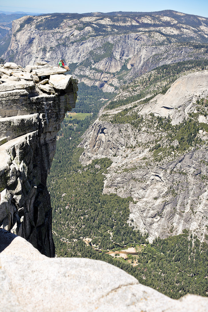 The Yosemite Half Dome Hike - A Hike to Put on Your Bucket List Now // localadventurer.com