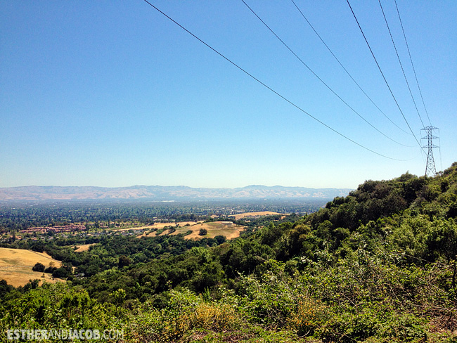 road trip to san francisco. Hiking in Rancho San Antonio Park. Bay Area Hikes.
