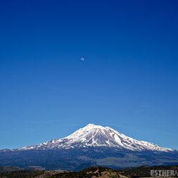 Mount Shasta and Redding CA