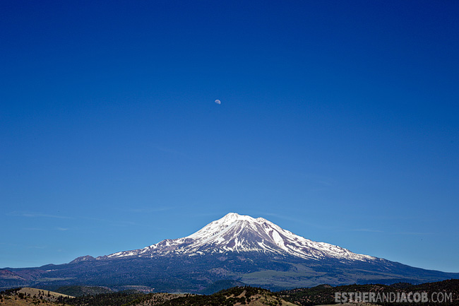 Road Trip USA | Mount Shasta stop on a Roadtrip from Los Angeles to Seattle.