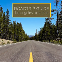 Road Trip From Los Angeles to Seattle | Road Trip USA