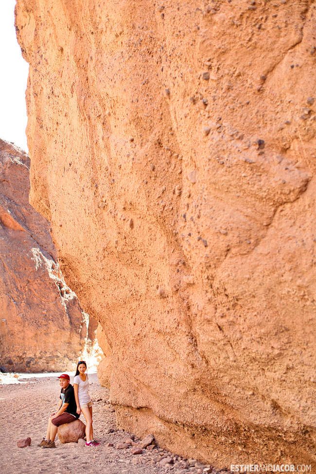 Death Valley National Park. Death Valley Pictures. Natural Bridge