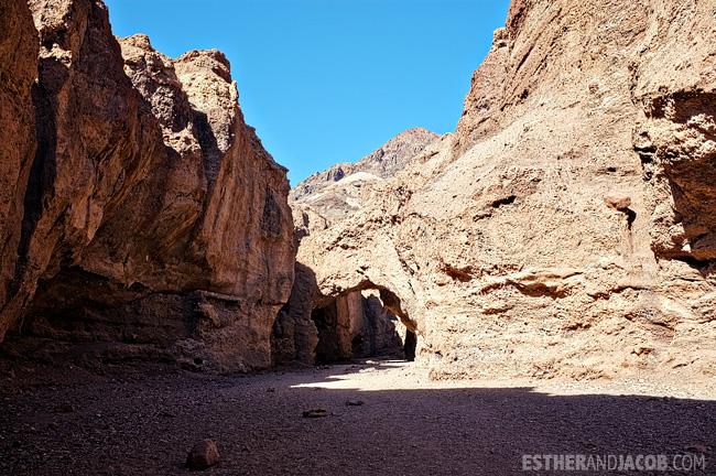 Death Valley Park: Natural Bridge