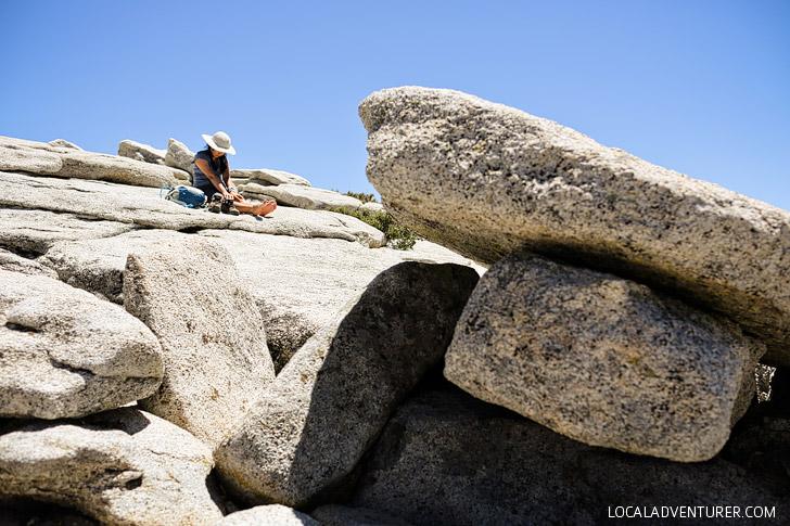 Half Dome Yosemite Hike // localadventurer.com