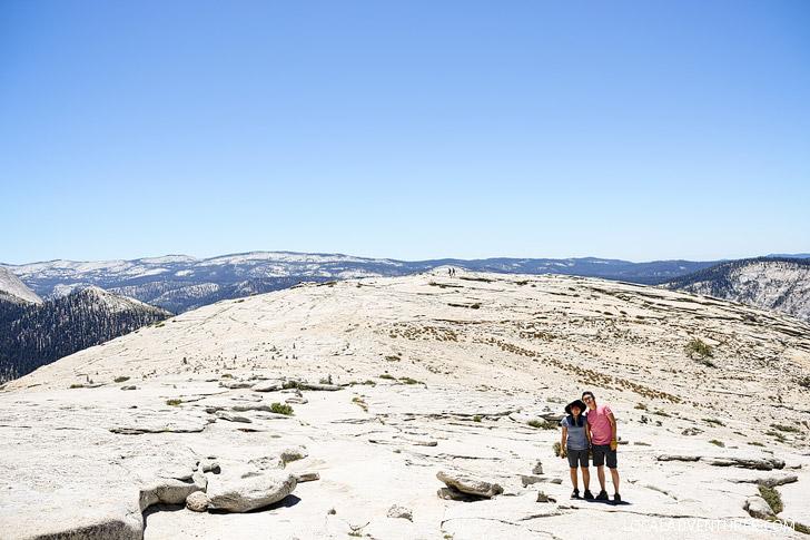 Hiking Yosemite Half Dome // localadventurer.com