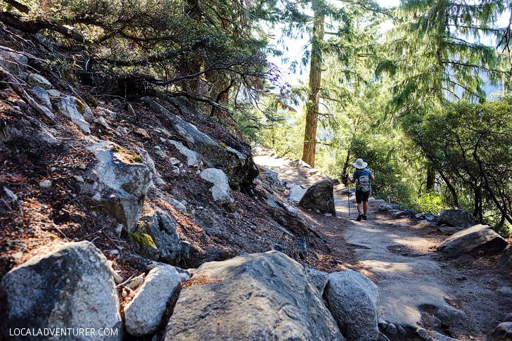 Hiking Yosemite National Park California // localadventurer.com