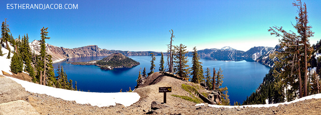 Crater Lake National Park {24 Must See National Parks in America}