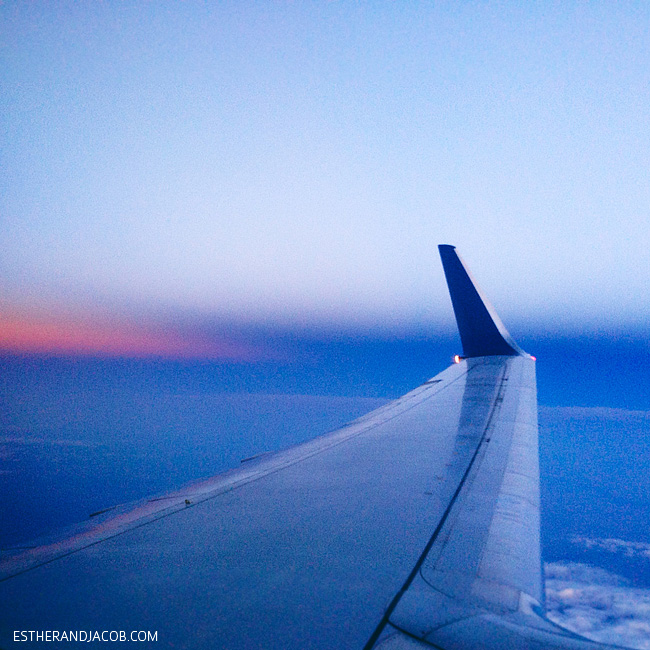 Sunsets on Planes