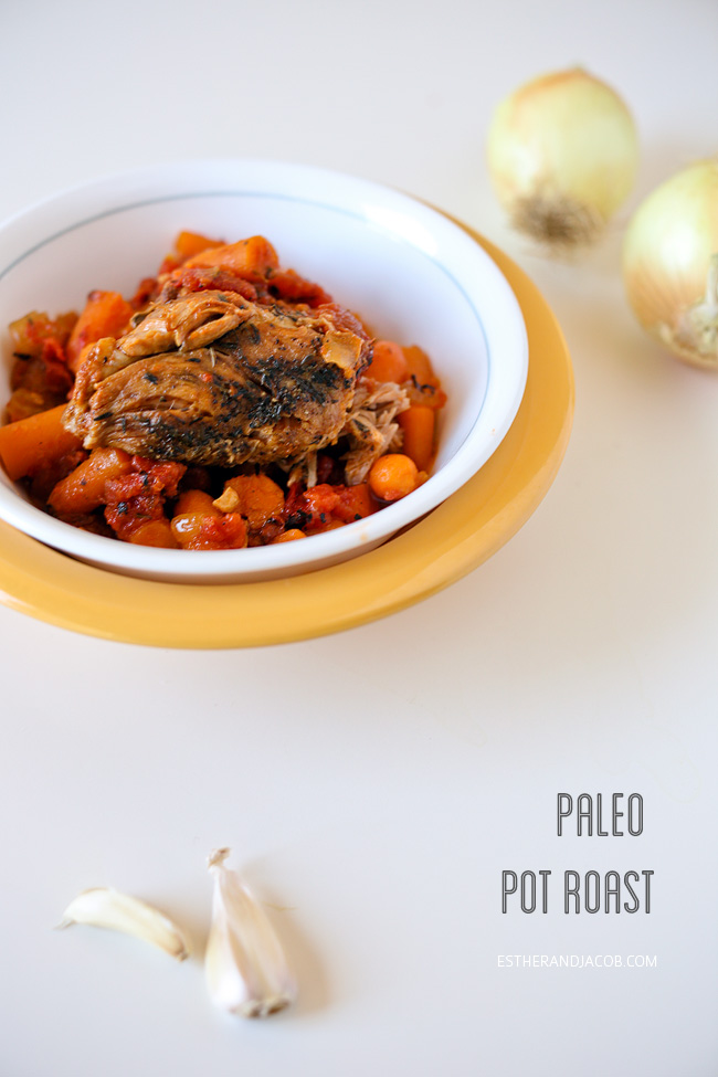 Slow Cooker Pork Roast Recipe Paleo