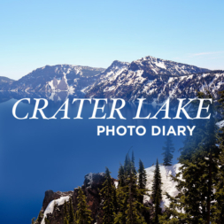 Crater Lake National Park { Photo Diary }