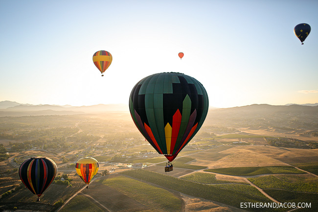 Hot Air Balloon Temecula