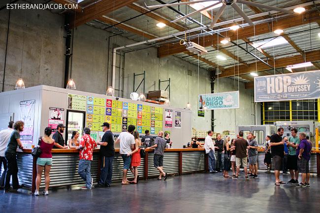 8 Best Breweries in San Diego | 3rd Anniversary Weekend