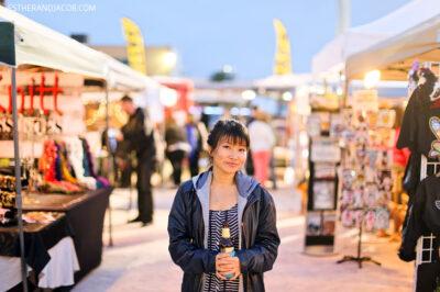 First Friday Las Vegas Art Walk.