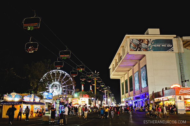 La county fair things to do in la local adventurer for Stuff to do in nyc at night