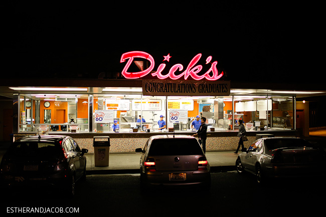 dick's drive-in seattle washington. what to do in seattle. seattle things to do. fun things to do in seattle. things to do in seattle. best things to do in seattle.